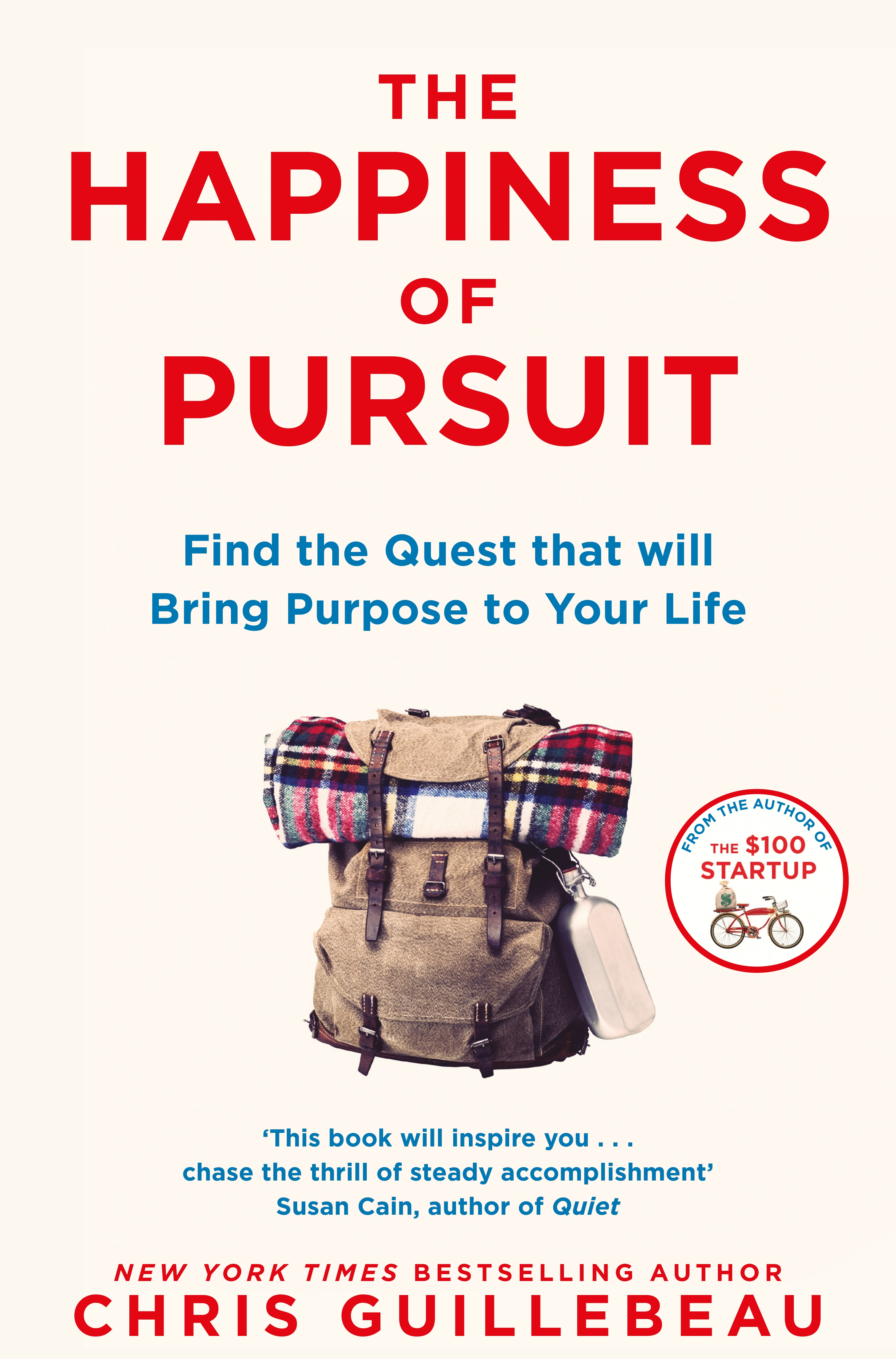 Download Ebook The Happiness of Pursuit by Chris Guillebeau Pdf