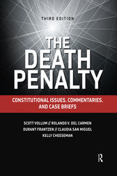 The Death Penalty by Scott Vollum