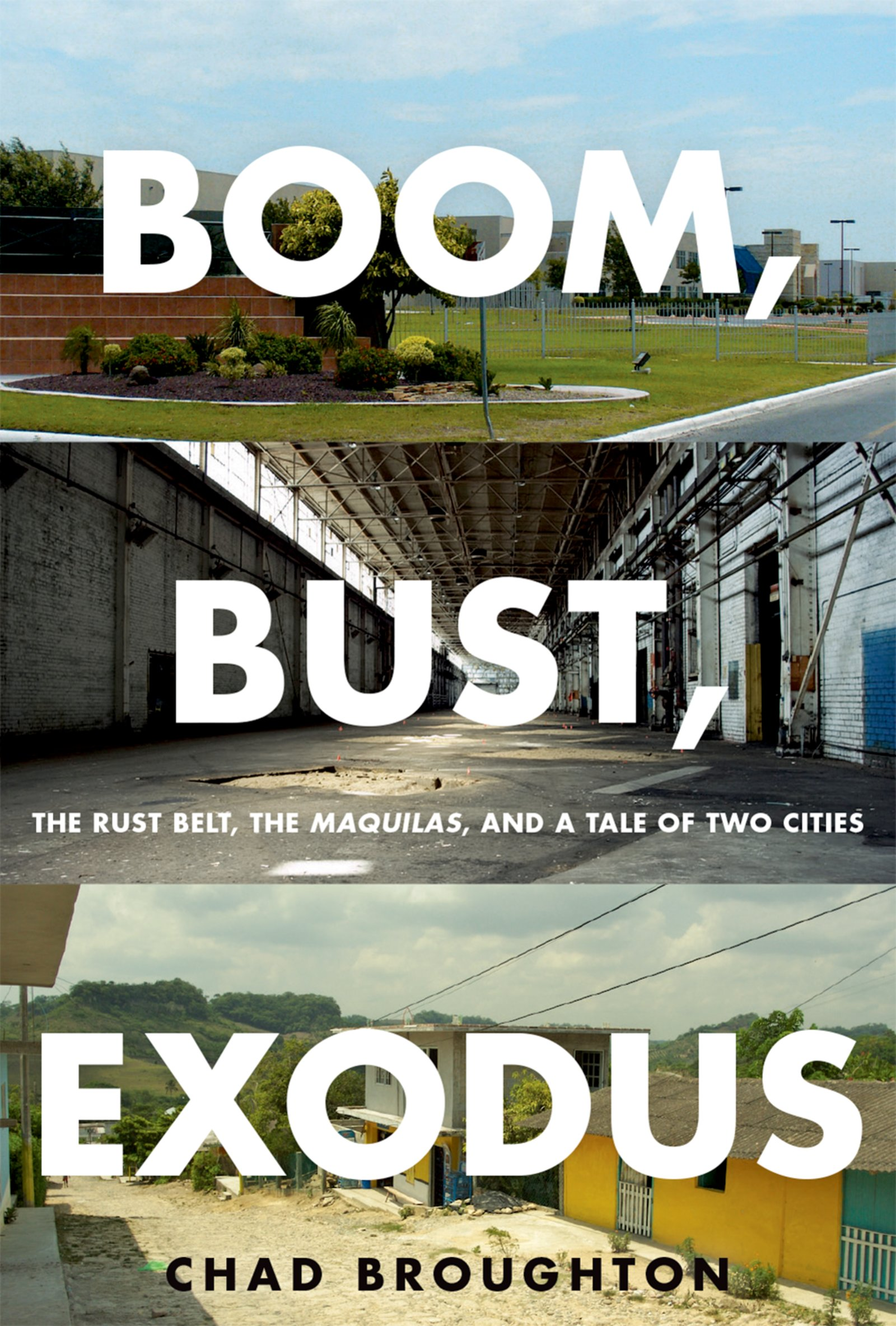 Download Ebook Boom, Bust, Exodus by Chad Broughton Pdf