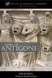 Antigone by Sophocles;  Ruby Blondell