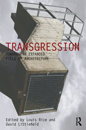 Transgression by Louis Rice