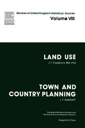 Land Use and Town and Country Planning by J. T. Coppock