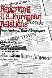 Reporting U.S.-European Relations by Jonathan Carr