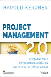 Project Management 2.0 by Harold Kerzner