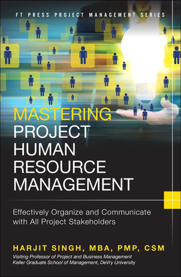 Download Ebook Mastering Project Human Resource Management by Harjit Singh Pdf