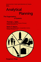 Analytical Planning by Thomas L. Saaty