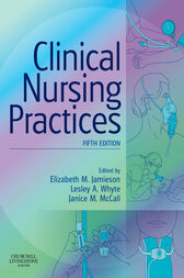 Clinical Nursing Practices E-Book by Elizabeth Jamieson