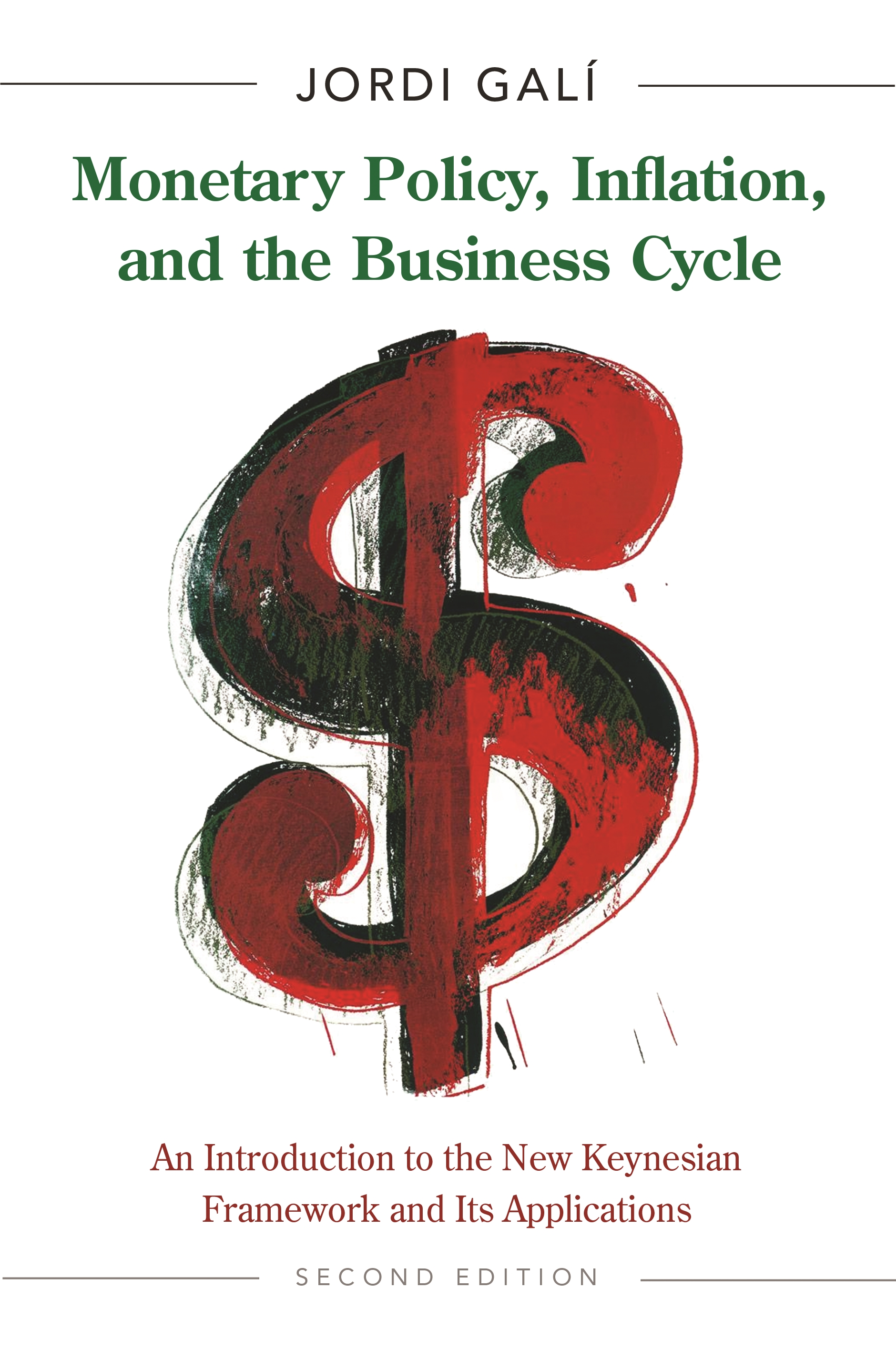Download Ebook Monetary Policy, Inflation, and the Business Cycle (2nd ed.) by Jordi Galí Pdf