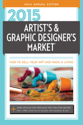 2015 Artist's & Graphic Designer's Market by Mary Burzlaff Bostic