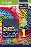 Complete Mathematics for Cambridge Lower Secondary 1: For Cambridge Checkpoint and beyond
