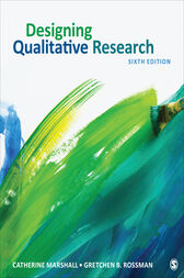 Designing Qualitative Research by Catherine Marshall