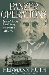 Panzer Operations by Hermann Hoth