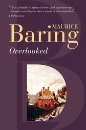 Overlooked by Maurice Baring