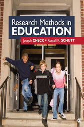 Research Methods in Education by Joseph W. Check