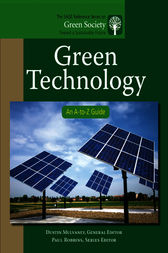 Green Technology by Dustin R. Mulvaney