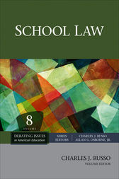 School Law by Charles J. Russo