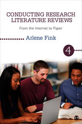 Conducting Research Literature Reviews by Arlene G. Fink