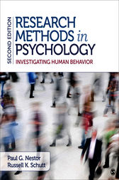 Research Methods in Psychology by Paul G. Nestor