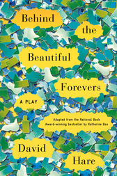 Behind the Beautiful Forevers by David Hare