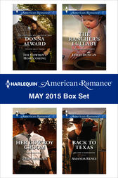 Harlequin American Romance May 2015 Box Set by Donna Alward
