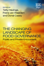 The Changing Landscape of Food Governance by T. Havinga