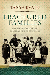Fractured Families by Tanya Evans