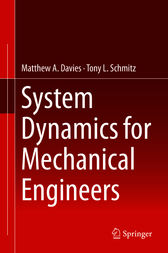 System Dynamics for Mechanical Engineers by Matthew Davies