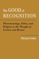 The Good of Recognition by Michael Sohn