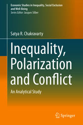 Inequality, Polarization and Conflict by Satya R. Chakravarty