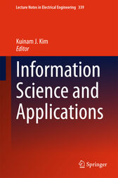 Information Science and Applications by Kuinam J. Kim