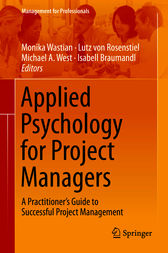 Applied Psychology for Project Managers by Monika Wastian