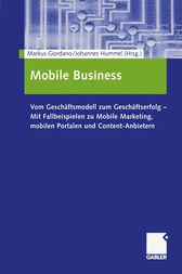 Mobile Business by Markus Giordano