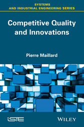 Competitive Quality and Innovation by Pierre Maillard