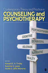 Contemporary Theory and Practice in Counseling and Psychotherapy by Howard E. A. Tinsley