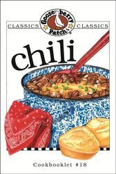 Chili Cookbook by Gooseberry Patch