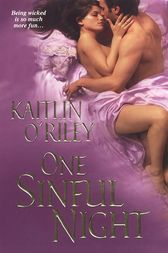 One Sinful Night by Kaitlin O'Riley