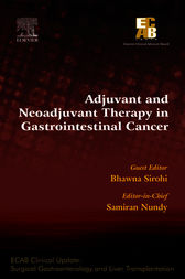 ECAB Adjuvant and Neoadjuvant Therapy in Gastrointestinal Cancer - E-Book by Samiran Nundy