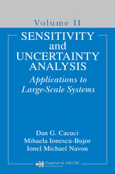 Sensitivity and Uncertainty Analysis, Volume II by Dan G. Cacuci