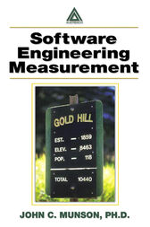 Software Engineering Measurement by Ph.D. Munson