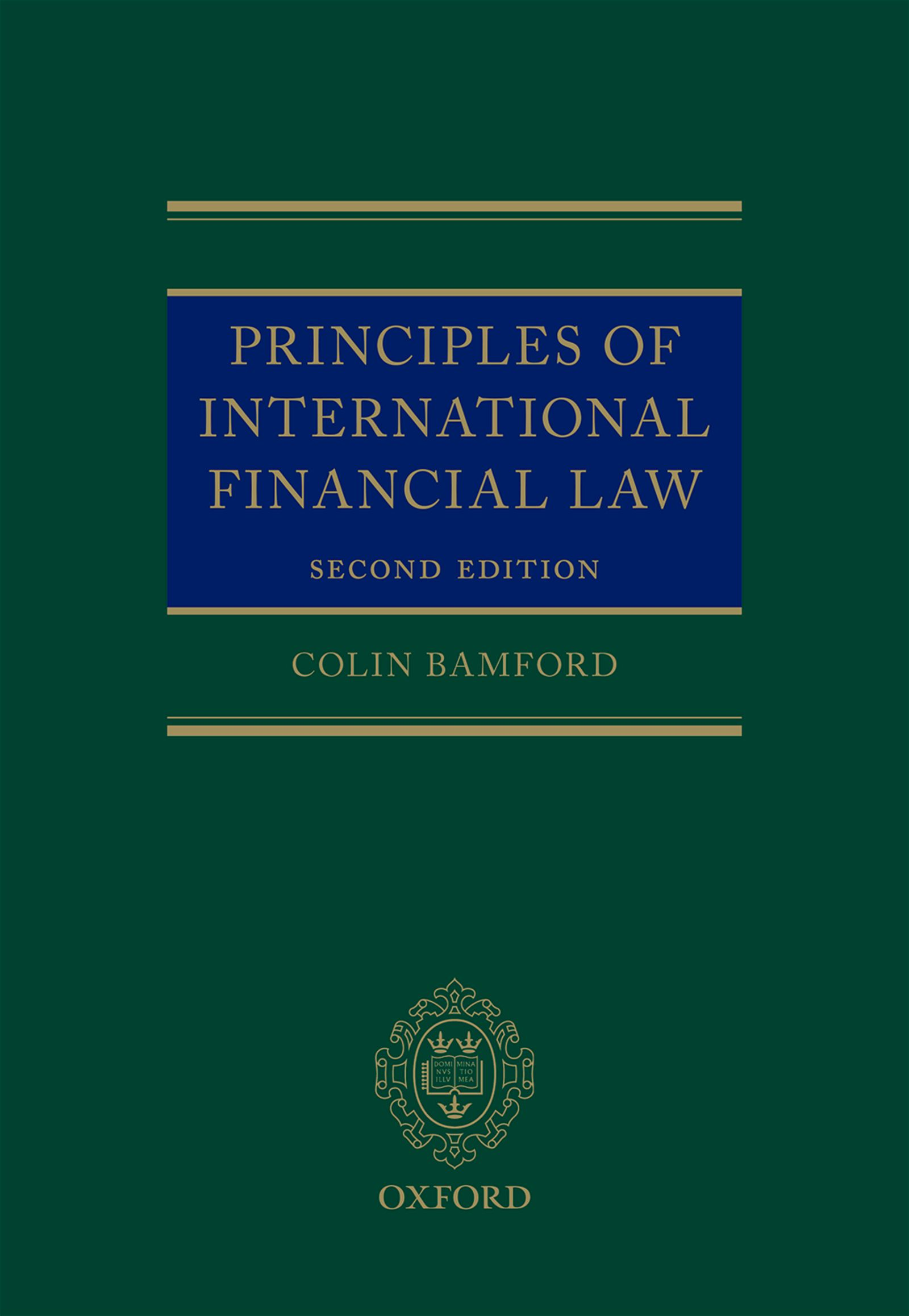 Download Ebook Principles of International Financial Law (2nd ed.) by Colin Bamford Pdf