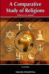 A Comparative Study of Religions by J.N.K. Mugambi