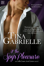 At the Spy's Pleasure by Tina Gabrielle