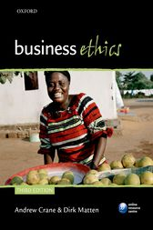 Business Ethics by Andrew Crane