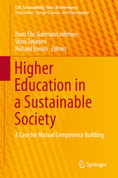 Higher Education in a Sustainable Society by Hans Chr. Garmann Johnsen
