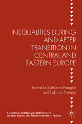 Inequalities During and After Transition in Central and Eastern Europe by Cristiano Perugini