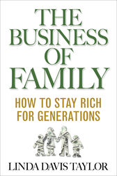 The Business of Family by Linda Davis Taylor