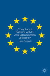 Compliance Patterns with EU Anti-Discrimination Legislation by Vanja Petricevic