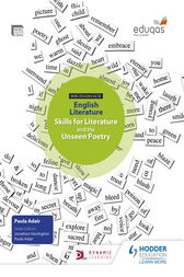 WJEC Eduqas GCSE English Literature Skills for Literature and the Unseen Poetry Student Book by Paula Adair