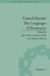 United Islands? The Languages of Resistance by John Kirk