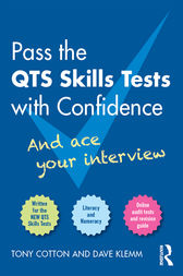 Pass the QTS Skills Tests with Confidence by Tony Cotton